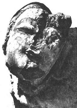 Sculpture from Merv