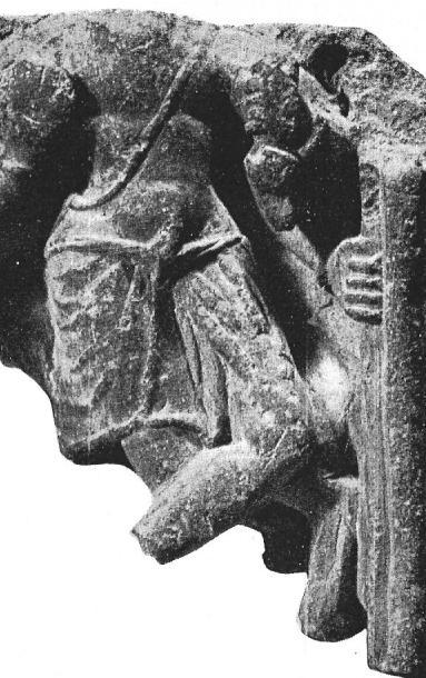 Siva statuette from Ctesiphon